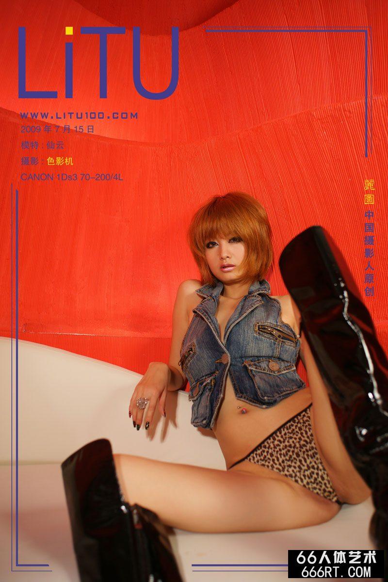 嫩模yumi09年7月15日红房子室拍