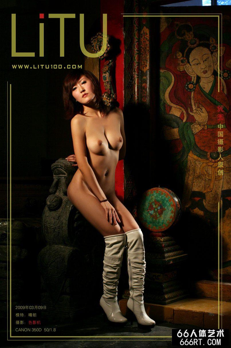 嫩模晴朗09年3月9日西藏棚拍_高贵人妻16P