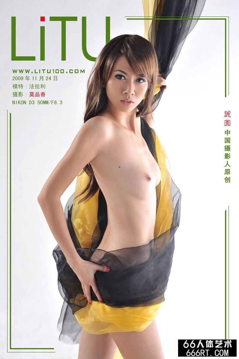 裸模法拉利09年11月24日艳丽室拍